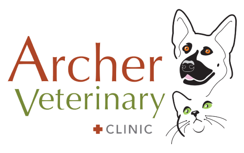 Archer Veterinary Clinic logo