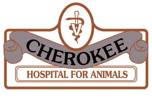 Cherokee Hospital for Animals logo