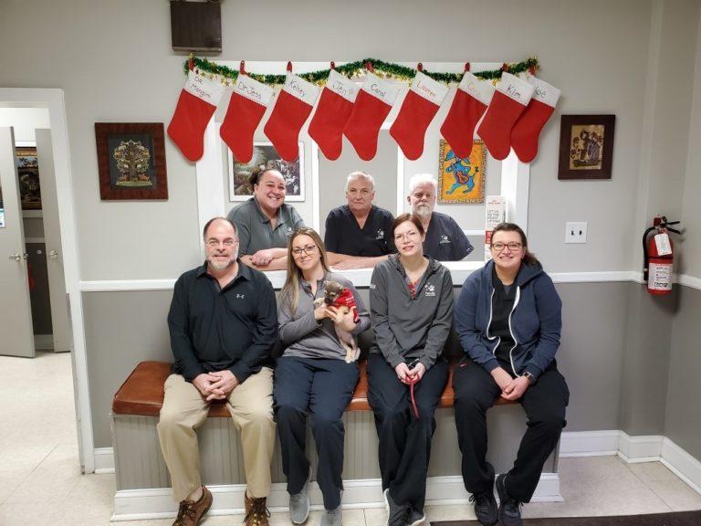 The Parkville Animal Hospital Team