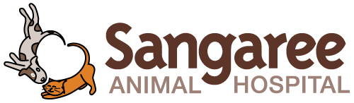 Sangaree Animal Hospital logo