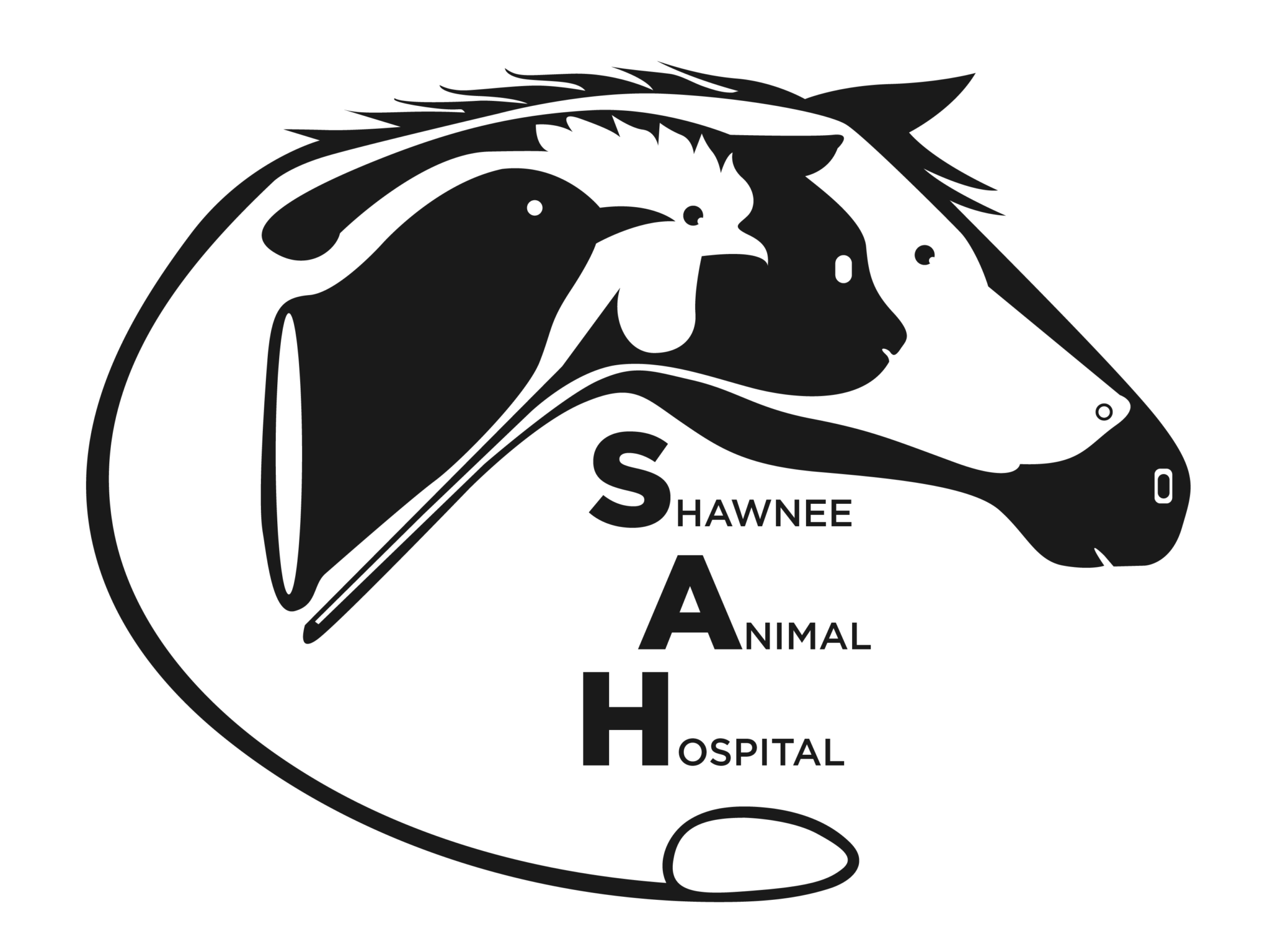 Shawnee Animal Hospital logo