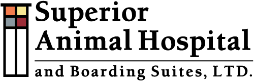 Superior Animal Hospital and Boarding Suites logo