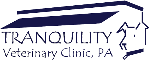 Tranquility Veterinary Clinic logo