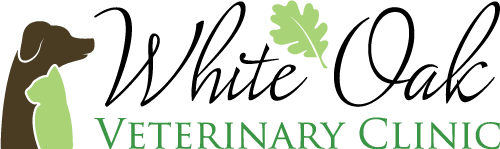 White Oak Veterinary Clinic logo